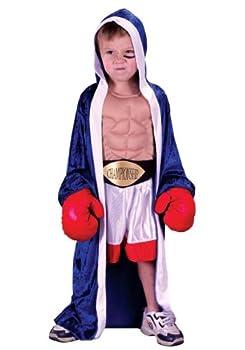 Child Lil  Champ Boxer Costume Large  12-14