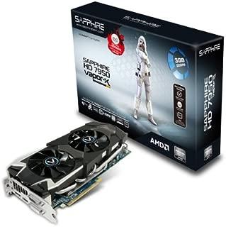 Sapphire Radeon Vapor-X HD 7950 OC with Boost 3 GB DDR5 DL-DVI-I/SL-DVI-D/HDMI/DP PCI-Express Graphics Card 11196-09-40G