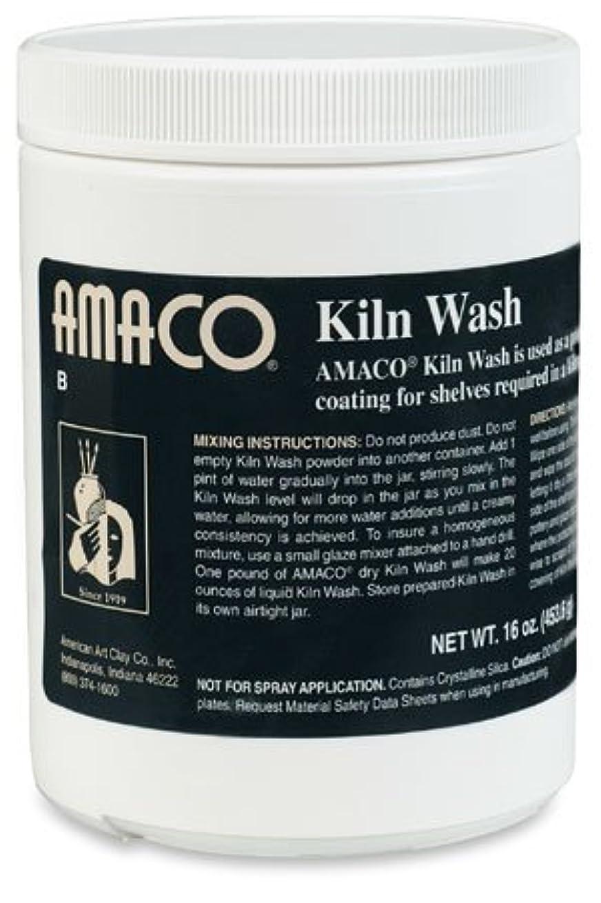 Amaco Kiln Wash in Powder Form - Moist, 1 lb