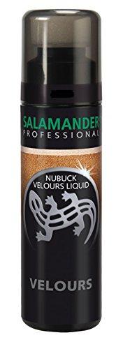 Salamander Professional Nubuck Velours Liquid 75 ml (Einheitsgröße, Schwarz 009)