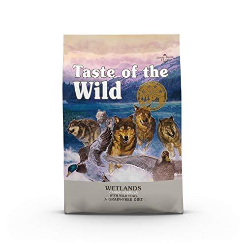 Taste Of The Wild pienso para perros con Pato asado 2 kg Wetlands 🔥
