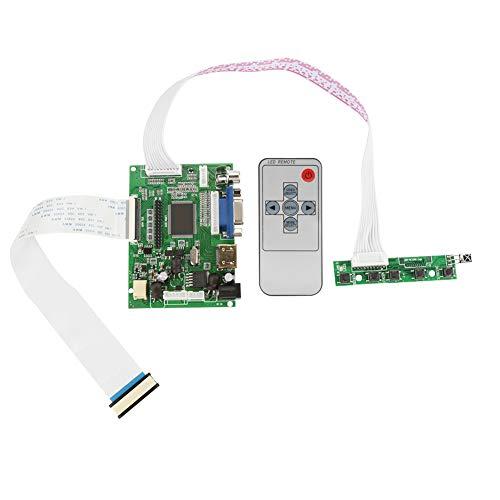 Hdmi vga 2av umkehrtreiberkarte kompatibel für 7 zoll at070tn92 800x480 lcd display motor treiberkarte controller karte