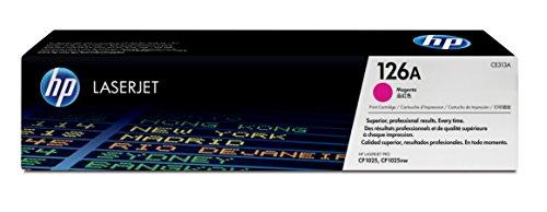 tóner laser color fabricante HP
