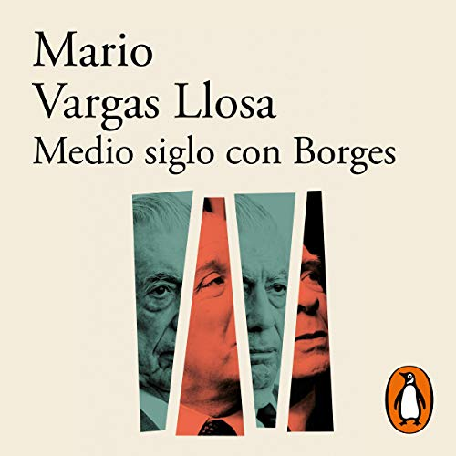 Medio siglo con Borges [Half a Century with Borges] cover art