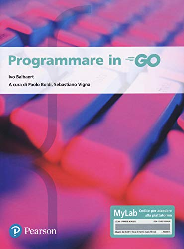 Programmare in go. Ediz. MyLab. Con Contenuto digitale per accesso on line