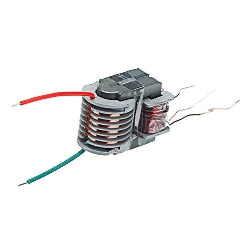 YINCHIE Mukuai31 15kv Highschool Frecuencia Carta de Voltaje Transformador Alto Voltaje Bobo Boost Inverter Plasma Bobolación Bobina Bricolaje