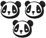 3 Panda Tenis humidificador Antivibradores