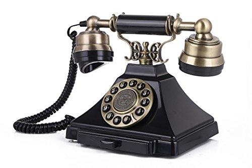 Price comparison product image Royal Victoria Telephone - Corded Retro Phone - Vintage Decorative Telephones 1938