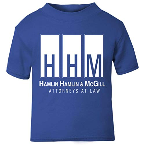 Hamlin Hamlin and McGill Better Call Saul Baby and Toddler Short Sleeve T-Shirt