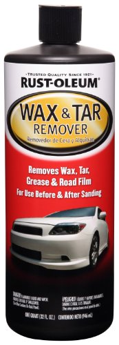 Rust-Oleum Automotive 251475 32-Ounce Wax and Tar Remover Quart
