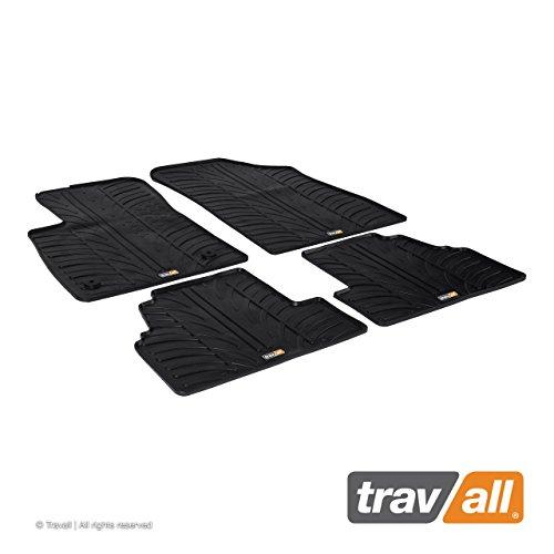 Travall Mats Gummifußmatten TRM1196 – Allwettermatten nach Maß Fussmatten Set