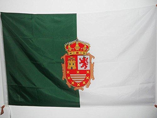 AZ FLAG Bandera de FUERTEVENTURA 90x60cm para Palo - Bandera Islas CANARIAS - Las Palmas 60 x 90 cm