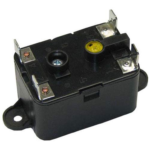 Exact FIT for FRYMASTER Dean 807-0012 24V Replacement Outstanding Relay Pa Time sale -