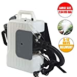 INMAKER ULV Fogger Machine, 2 Pcs Electric Sprayer, 2.64 US Gal?Spray Distance up to 39 feet?110V/60HZ