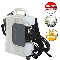 INMAKER ULV Fogger Machine, 2 Pcs Electric Sprayer, 2.64 US Gal?Spray Distance up to 39 feet?110V/60HZ