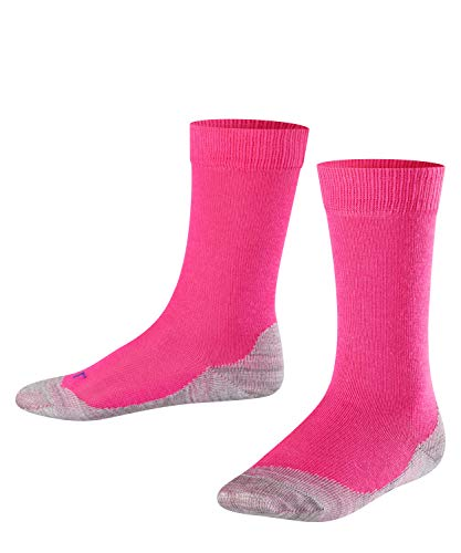 FALKE Unisex Kinder Sunny Days Socken, Rosa (Gloss 8550), 19-22