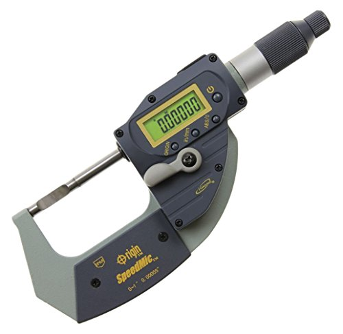 iGaging 0-1' Blade Micrometer Digital...