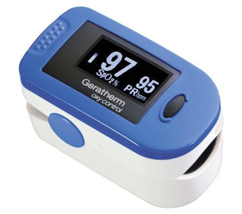 Geratherm oxy control GT-300C203 - Pulsioxímetro de dedo