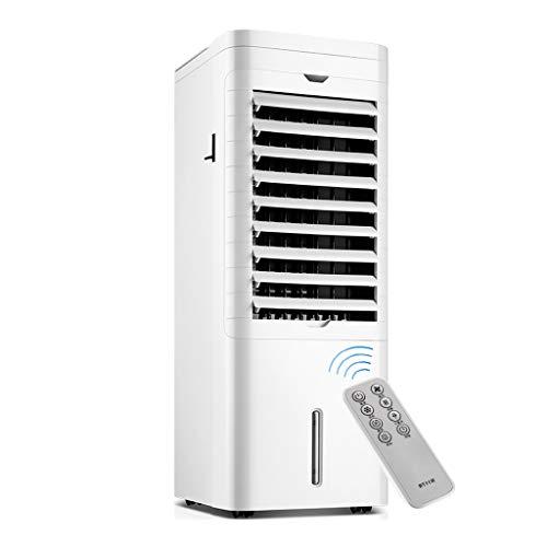 GYF Air Cooler,climatizzatore Portatile 3 in 1 Utilizzo Semplice E Portatile Rinfrescatore d'Aria Ventilatore Raffrescatore Telecomando E Timer da 7 Ore