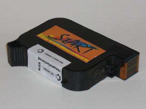 Start - Cartucho de tinta compatible con HP15 también C6615 Black / Negro