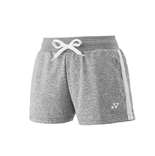 YONEX, Ladies Sweat Shorts YW0015, grau - grau, M