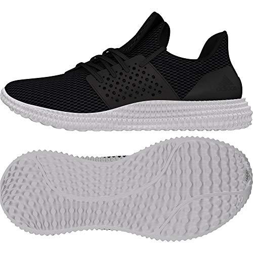 Adidas Athletics 24/7 TR M, Zapatillas de Deporte Unisex niño, Negro (Negbas/Negbas/Azalre 000), 36 2/3 EU