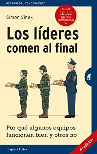 Los líderes comen al final (Gestión del conocimiento)