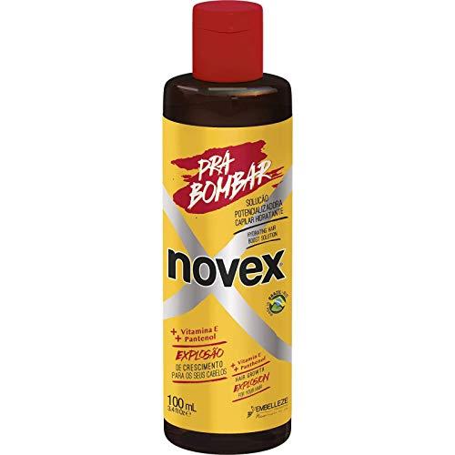 Novex Solução Novex Pra Bombar, 60 ml