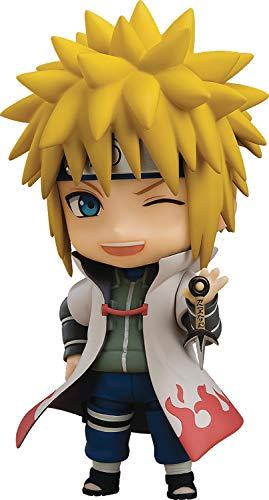 Good Smile Naruto Shippuden: Minato Namikaze Nendoroid Action Figure