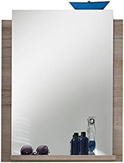 Trendteam 1316-401-90 Campus - Espejo de baño con balda (