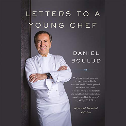 Letters to a Young Chef cover art