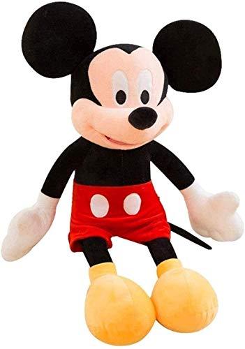 WEMUR Animal de Peluche Ratón Pato Donald Daisy Goofy Plutón Peluches de Peluche Muñeca Regalo de cumpleaños para niños Niña (Color: Mickey Mouse Altura: 70 cm)