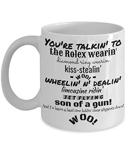 N\A aza RIC Flair: WWE, estás Hablando con Rolex Wearin, Son of A Gun, Woo