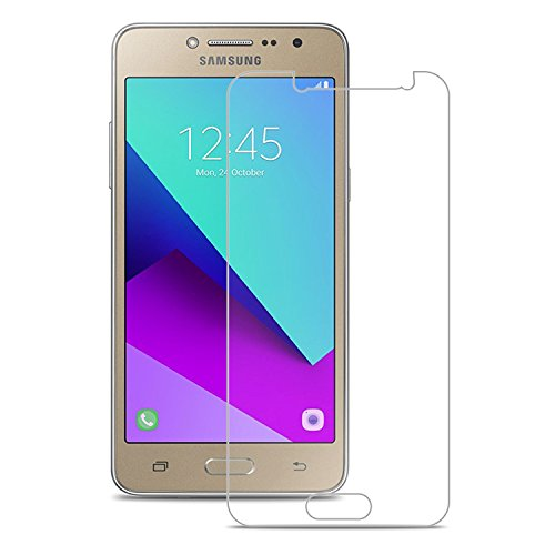 [2 Packs] Samsung Galaxy Grand Prime Plus Screen Protector,Tempered Glass Screen Protector, Anti-Scratch HD Screen Protector for 5.0'' Samsung Galaxy Grand Prime Plus [Not fit Galaxy Grand Prime G530]