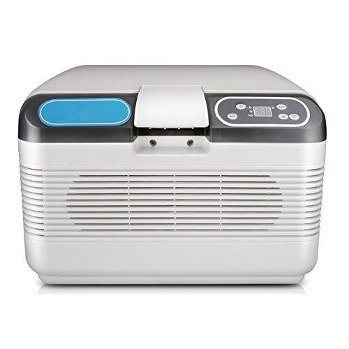 XRX 12L Atrium-koeler, twee-kern-koelkoffer voor medische toepassingen, temperatuurregeling 2-8 graden Celsius, draagbare koelkast