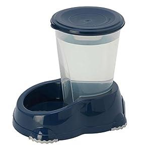 Smarty Chat Bol goûter ou Paille 1.5L Abreuvoir Mangeoire Nourriture sèche Distributeur de chien d'eau