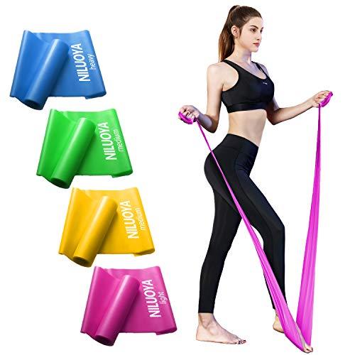 Niluoya -   Fitnessband 4er