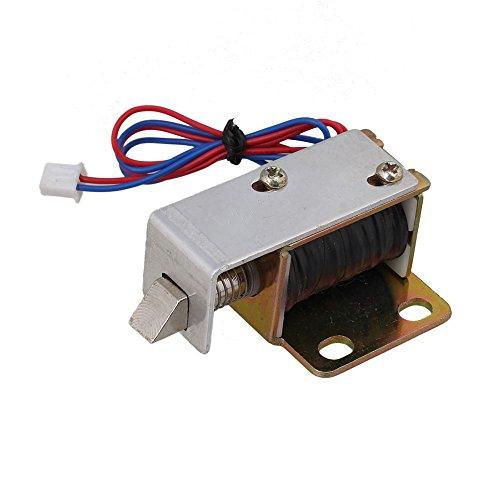 TFS-A12 Durable Elektroschloss Montage Magnet lange Lebensdauer für Der briefkasten DC12V 0.6A(2546)