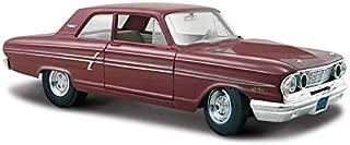 Maisto Ford Fairlane Thunderbolt ,Model Car ,Red ,090159319573
