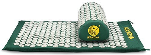 Nayoya Back and Neck Acupressure Mat