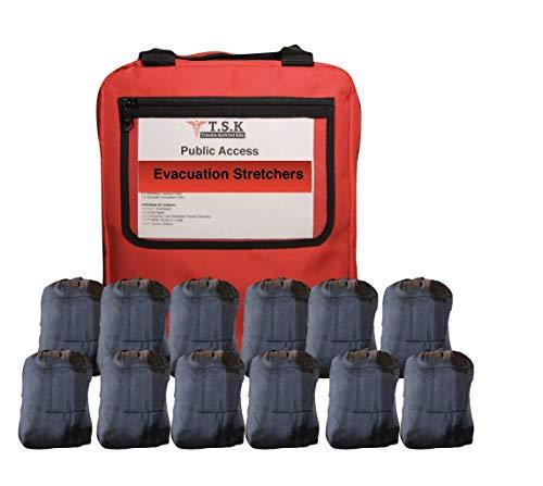 Public Access Kit de sécurité TSK 1 Lot de 12 Extensibles compacts