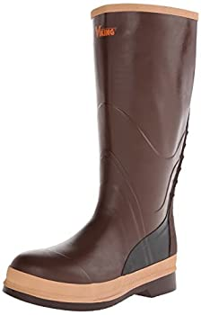 Viking Footwear Non-Safety Boot,Brown,11 M US
