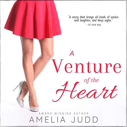 A Venture of the Heart audiobook cover art