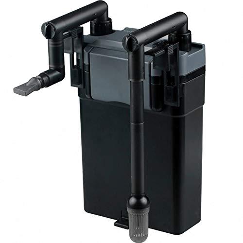 BNYEE Aquarium Fish Tank Hang Filter - Adjustable Flow External Aquarium Canister Filter (L)