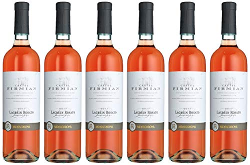 6x 0,75l - 2018er - Castel Firmian - Lagrein Rosato - Trentino D.O.P. - Italien - Rosé-Wein trocken