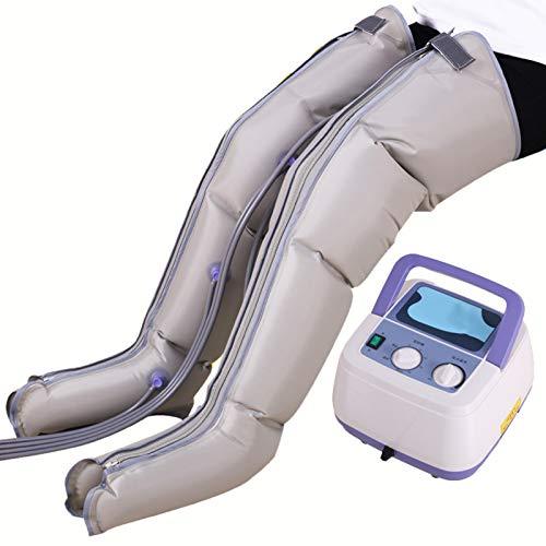 NYPB Masajeador de Pies y Piernas Aire Compresión Massager, Maquina de Presoterapia...
