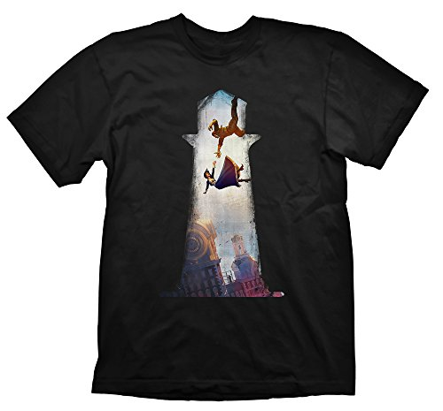 Bioshock T-Shirt Lighthouse, L