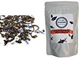 Beantown Tea & Spices - Cream Earl Grey. Premium Loose Leaf Black Tea. 100% Natural. (4 Ounces)