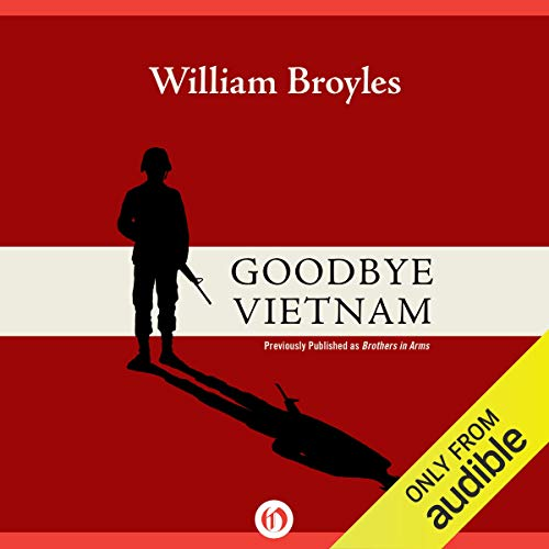 Goodbye, Vietnam audiobook cover art