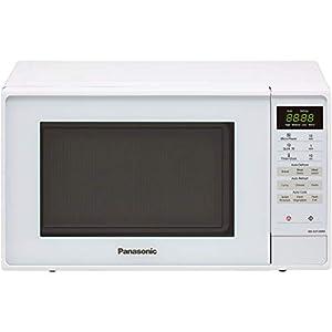 Panasonic Nn-E27JWMBPQ - Microonde con controllo touch, 20 l, 800 W, colore: Bianco